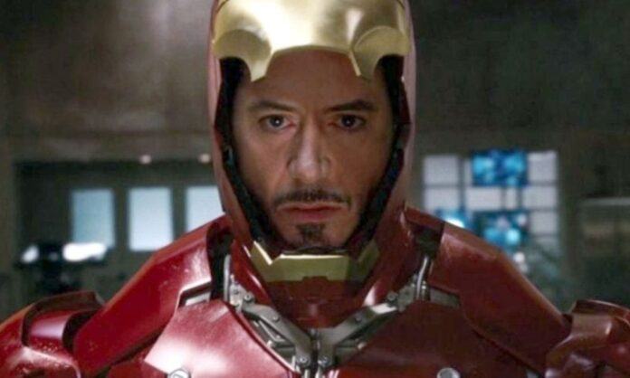 Robert Downey Jr regresa Iron man